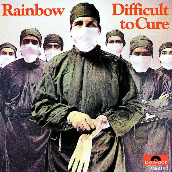 I Surrender from Difficult to Cure by Rainbow  Happy Birthday, Joe Lynn Turner