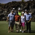 Image for the Tweet beginning: Our Member-Employee Golf tournament last