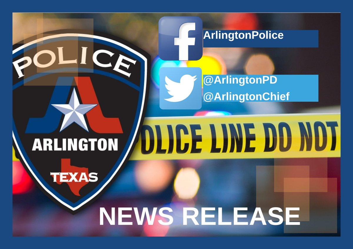 Arlington Tx News >> Arlington Police Tx On Twitter Officer Involved Shooting