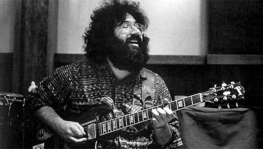 Late to this, but Happy Birthday to the late, great Jerry Garcia.