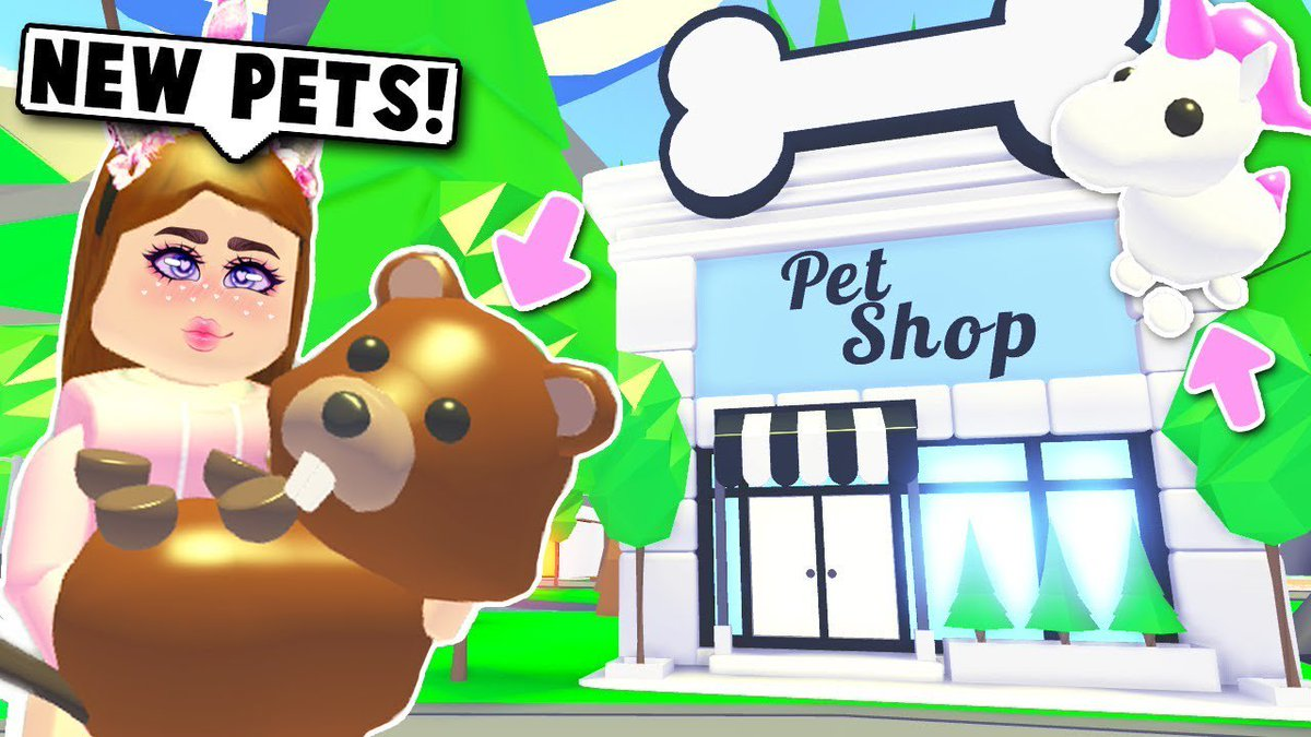 How To Get A Pet Unicorn In Adopt Me Roblox