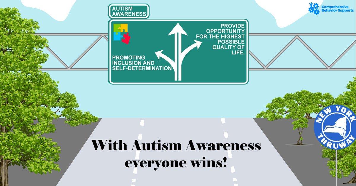 Hashtag #autismawareness sur Twitter
