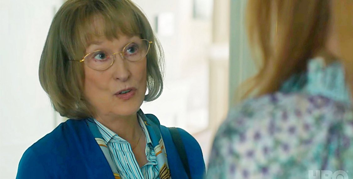 I have to admit...  When Nicole smacked Meryl in the face,  I rewound it and watched it again. #bigLittleLies2 <br>http://pic.twitter.com/vS7brSscbO