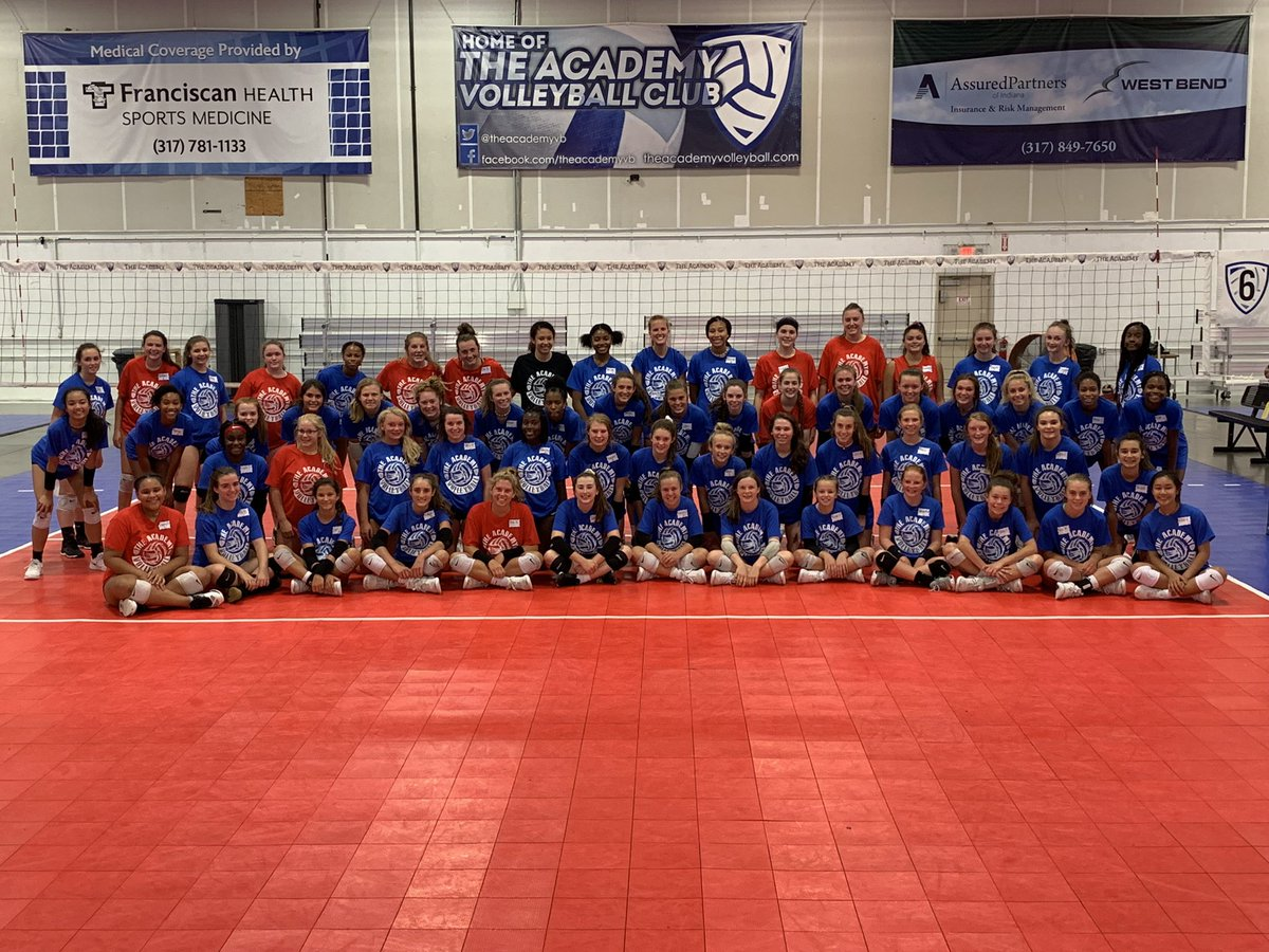 The Academy Volleyball Club (@TheAcademyVB)   Twitter
