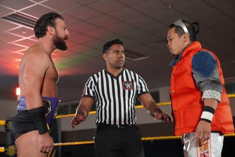 WWE NXT Live Event Results From St. Petersburg (8/1): Breezango, Drew Gulak Defends, Pete Dunne