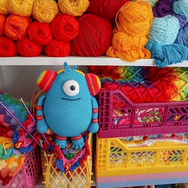 Crochet Knitting Craft Book Amigurumi Aquarium Mitsuki Hoshi JP for sale  online | eBay | 640x640