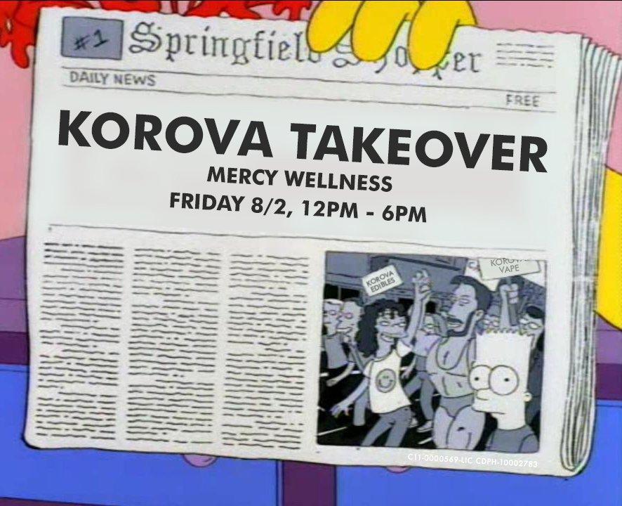 Korova Unrivaled (@KorovaEdibles)   Twitter