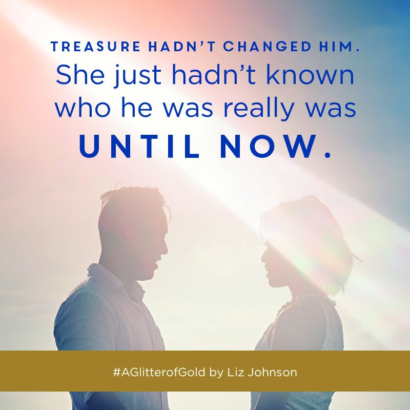 test Twitter Media - Some things bring out the truth about people. Treasure is one of them.  #AGlitterofGold #NowAvailable https://t.co/4hmhUw26gG