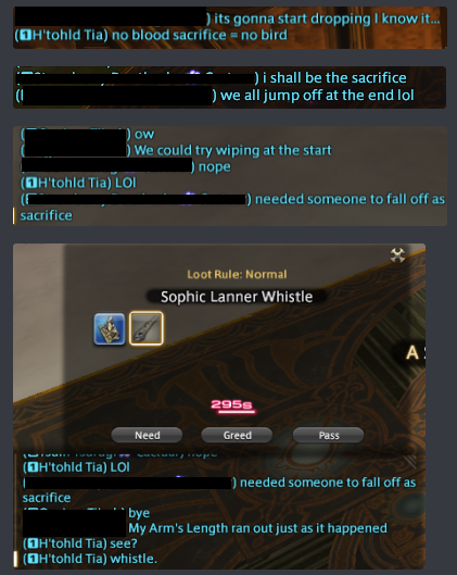 mount farming madness Tweet added by forgiven ning @ FFXIV