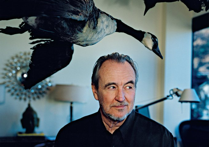 Wes Craven would have been eighty today. Happy birthday, maestro.