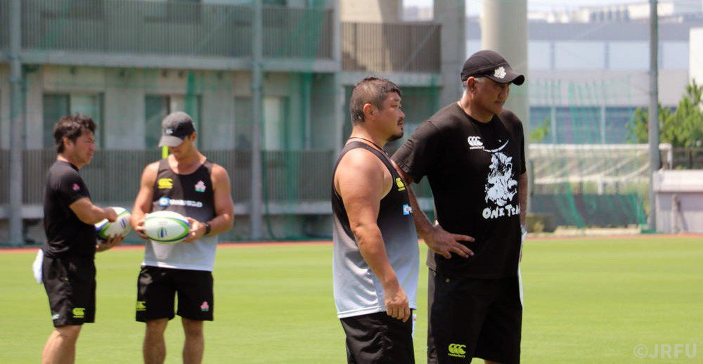Joseph Says Defence Will be Key Against Tonga Read full story here: en.rugby-japan.jp/2019/08/02/jos… #rugbyjp
