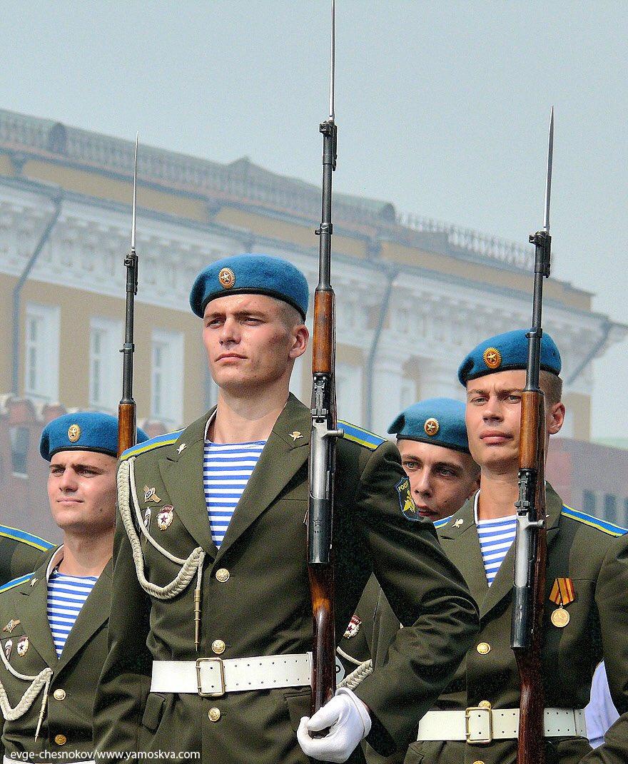 Про солдат, картинки десантников