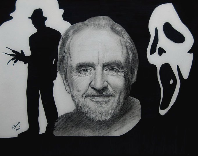 Happy Birthday To My Favorite Horror Director Wes Craven