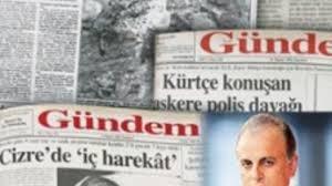 """İlk Kurşun on Twitter: """"Bir anda zenginleşerek TELE1 adlı TV kanalını kuran  burada tüm gün HDP'lileri konuk eden, terör örgütü PKK'nın yayın organı Özgür  Gündem Gazetesinin yazı işleri müdürlüğü yapan(15Temmuzdan sonrakapatıldı)  kimdir,işte"""