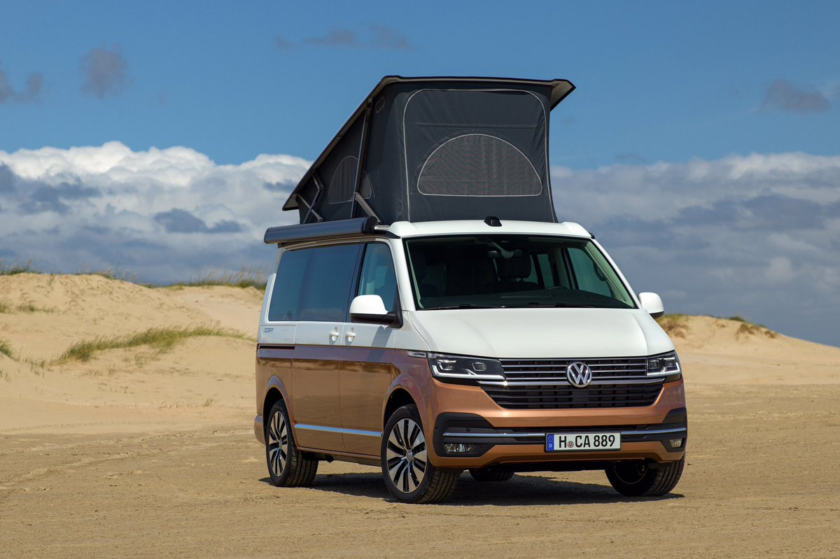 What does everyone think of the updated Volkswagen California 6.1? 😍😎😍😎