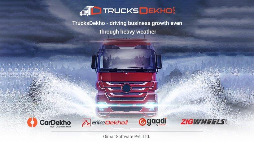TrucksDekho on Twitter: