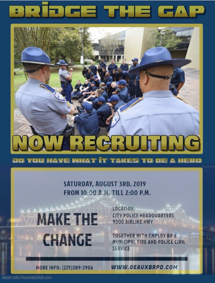 Baton Rouge Police (@BRPD) | Twitter