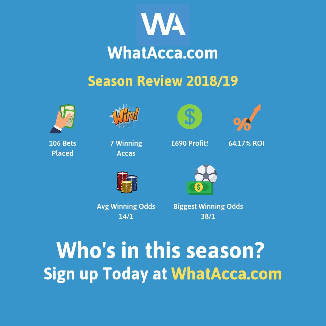 What Acca? (@WhatAcca) | Twitter