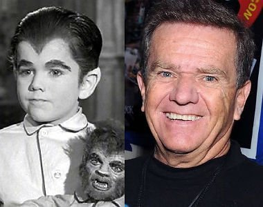 "Happy Birthday to Eddie Munster! Actor Butch Patrick (""The Munsters\"") turns 66 today."