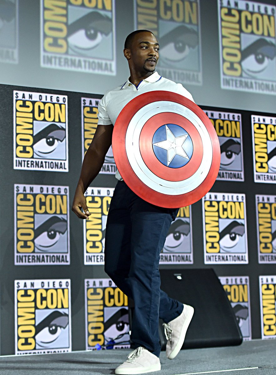 Here's your look at the Marvel Studios panel in Hall H at #SDCC! (3/8)
