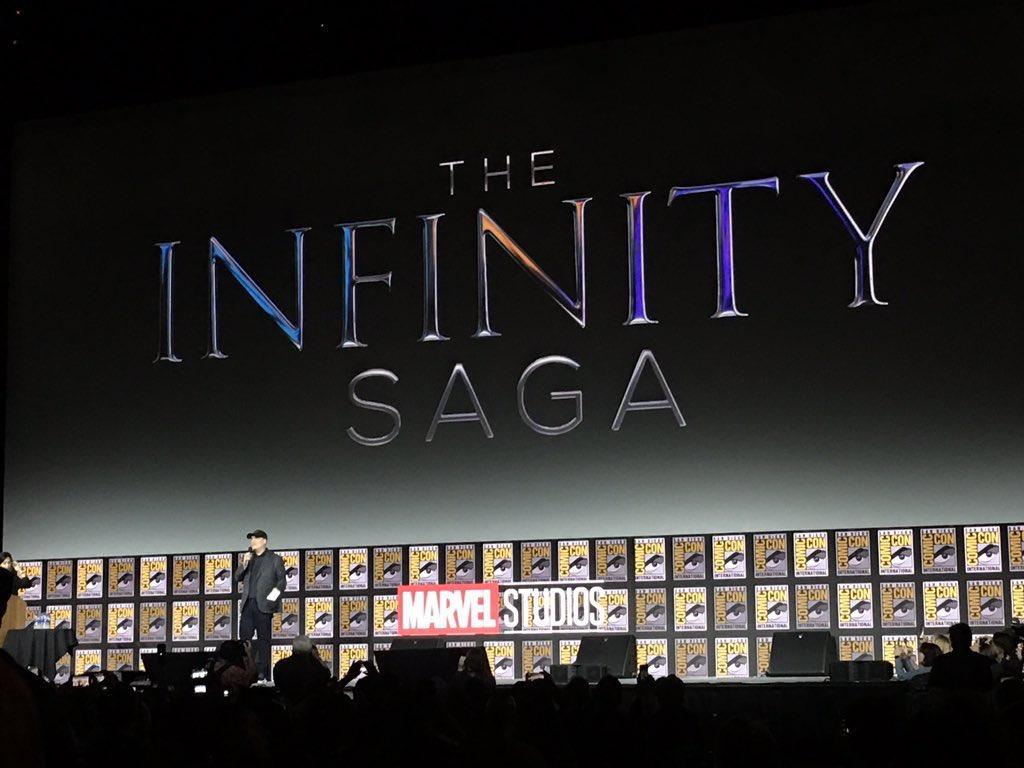 Resultado de imagen para infinity saga logo