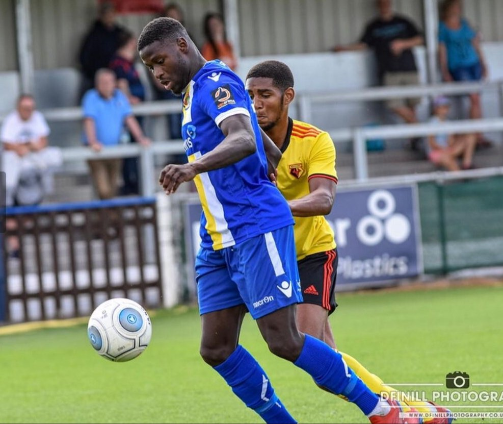 Goal for @jacobmendy17 against Watford FC U23. Big season ahead for the winger #MSM <br>http://pic.twitter.com/Cxx73F67sq