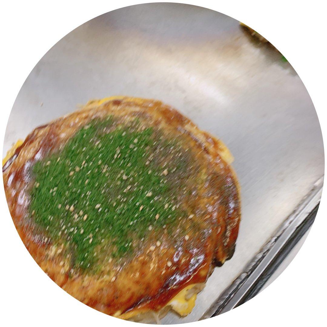 RT @STU48_member_: おつかのん🦈  みちゅとお好み焼き食べてきた〜🤤 美味しかった!  でもなぜかお好み焼きの写真はブレてる! #磯貝花音 #今村美月 https://t.co/KwuBQQjBbZ