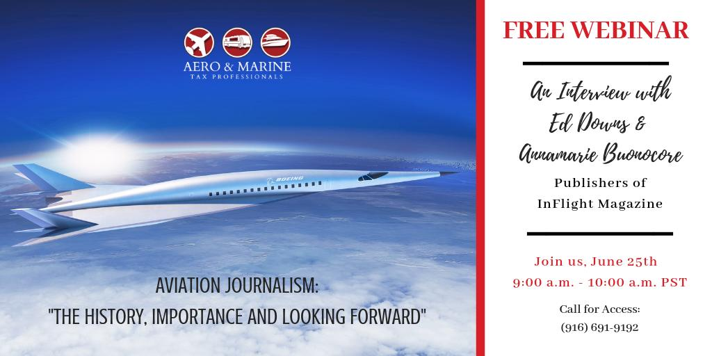 Webinar: Aviation Journalism-History Importance & Looking Forward  http://ed.gr/bp1d1  #aviation #airplane #planes #jets #aircraft #pilot #helicopters #boats  #vessels #sailing #yachts #businessaviation #bizav