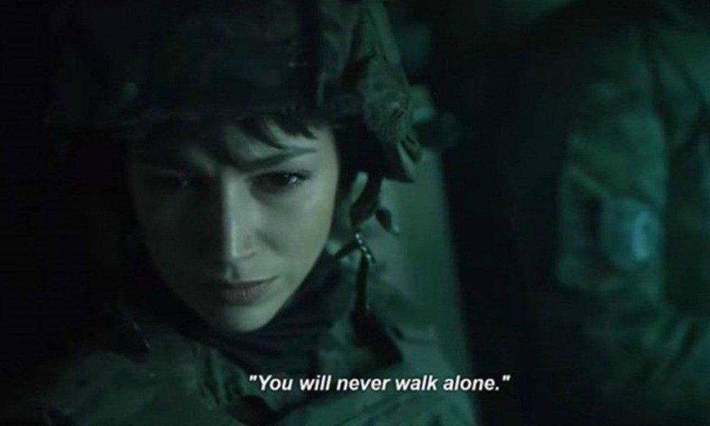 3. sezonda You Will Never Walk Alone mu? Alırım bir dal 😎 #LaCasaDePapel #Liverpool #YNWA https://t.co/8nBhkUpfFD