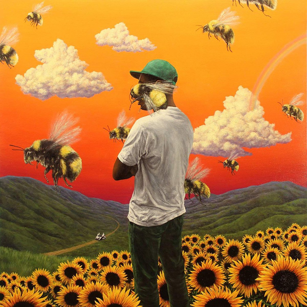 Today marks the 2 year anniversary of @tylerthecreator's Flower Boy.🌻  What's your favorite moment of this beautiful, incredibly well-crafted album?  Binge all 14 episodes of our Flower Boy analysis now on @Spotify. https://spoti.fi/32D4Bhj