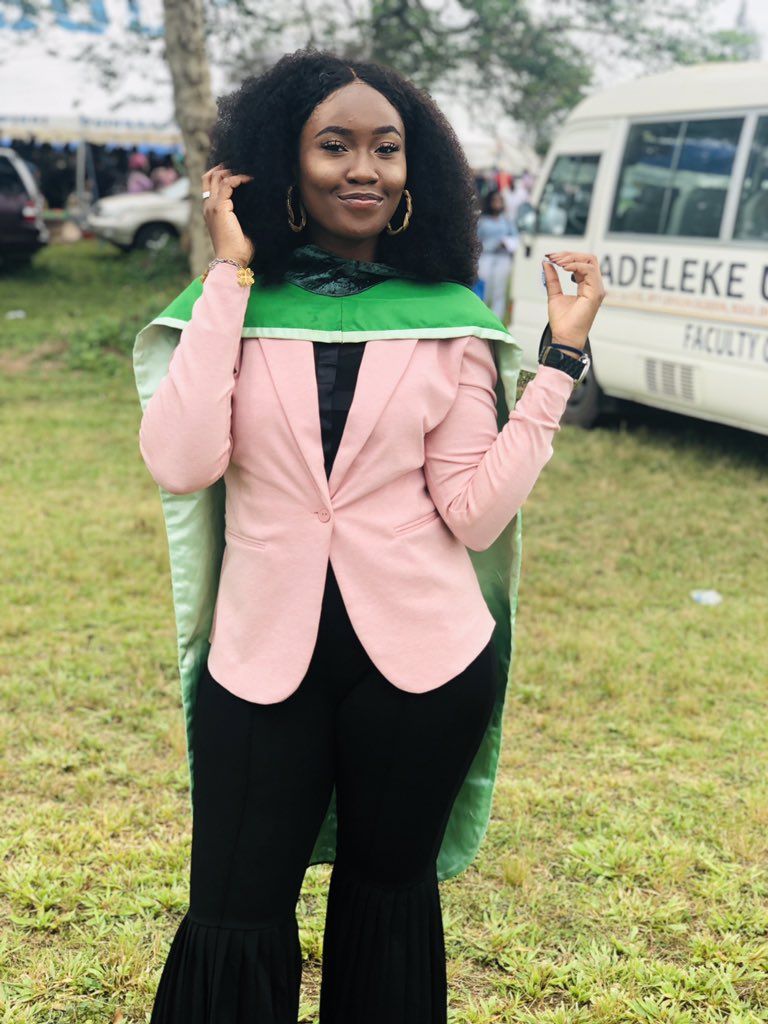 On Friday, I was privileged to convoke with a First Class Honours degree in Civil Engineering.  Today, I give thanks to God for not just a successful graduation but also allowing me see a brand new year  Prayers and gifts are very much appreciated  <br>http://pic.twitter.com/OPOZfM4KMS
