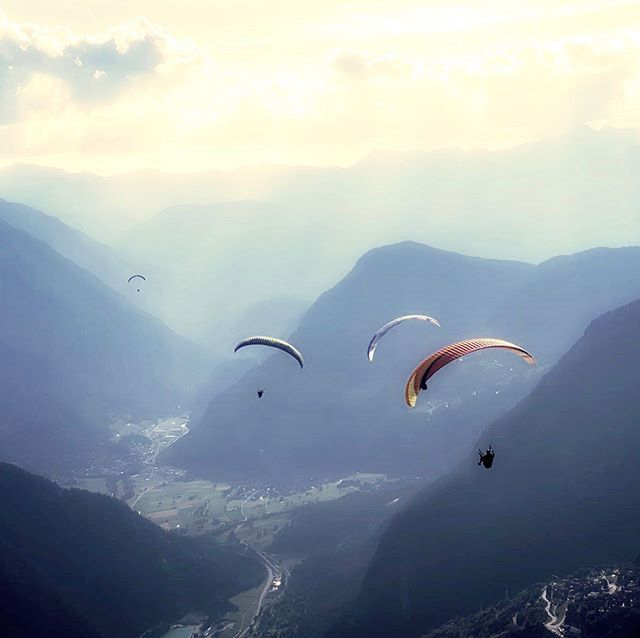 paraglide hashtag on Twitter