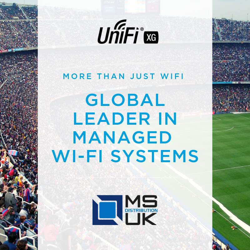 The @ubnt #UniFi XG is the ideal choice for #Enterprise and SME's looking for a unified Wi-Fi and #networking solution for a demanding environment. Find out more http://bit.ly/2PJ30QM