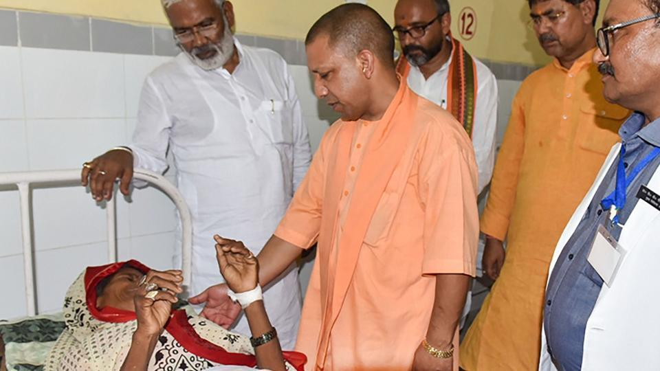 Priyanka Gandhi vs Yogi Adityanath on Uttar Pradesh killings over land dispute  https://www.hindustantimes.com/india-news/priyanka-gandhi-vs-yogi-adityanath-on-up-killings-over-land-dispute/story-prvq91suIpXaH3IAv1owMJ.html…