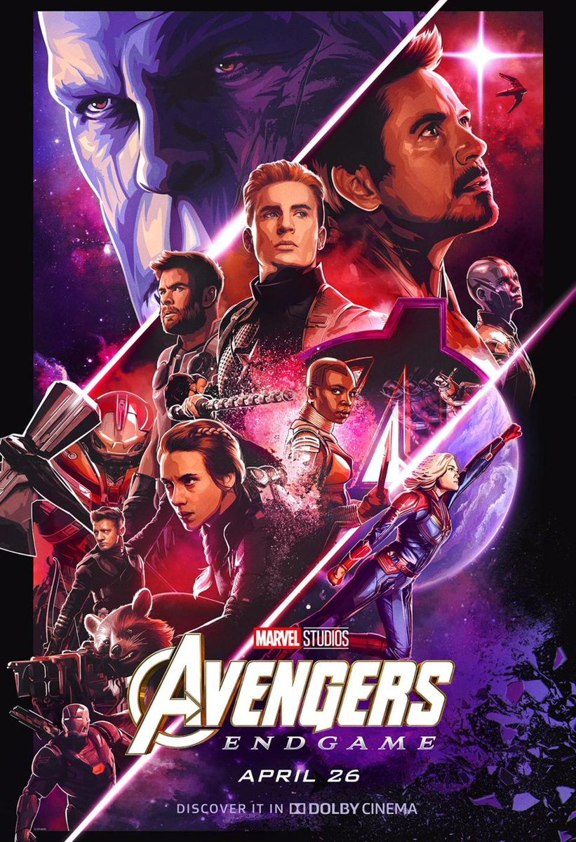Kedudukan Filem Yang Mengutip Terbanyak Di Dunia Setakat Hari Ini.  1- Avengers:End Game 2- Avatar 3- Titanic 4- Star Wars: The Force Awakens 5- Avengers: Infinity War 6- Jurassic World 7- Marvel: The Avengers 8- Furious 7 9- Avengers: Age of Ultron 10- Black Panther <br>http://pic.twitter.com/gaICn9POp8