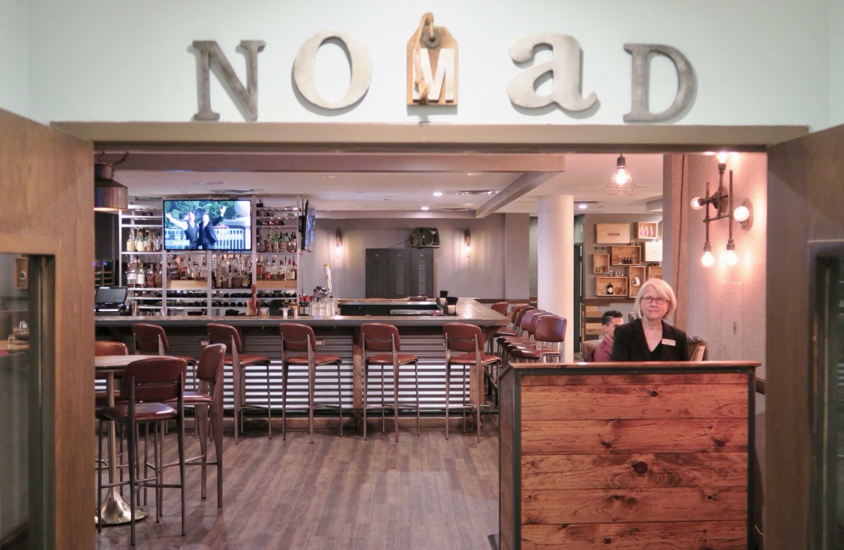 The Nomad Grill | International flavors in Metro Detroit