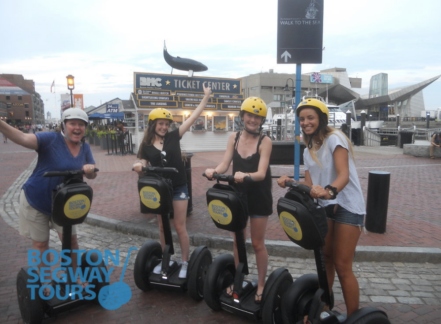 #Girls #day out? From #BackBay to #FaneuilHall, we've got you covered here in #Boston! A #Segway  #Tour is sure for an unforgettable experience 😃 http://www.bostonsegwaytours.net