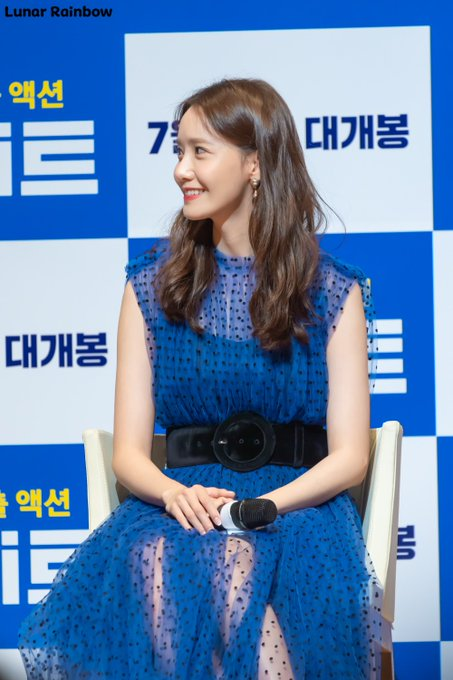 """[PHOTO] 190717 Yoona - """"EXIT"""" Media Movie Preview Event EAAYofvU0AA_6yf?format=jpg&name=small"""