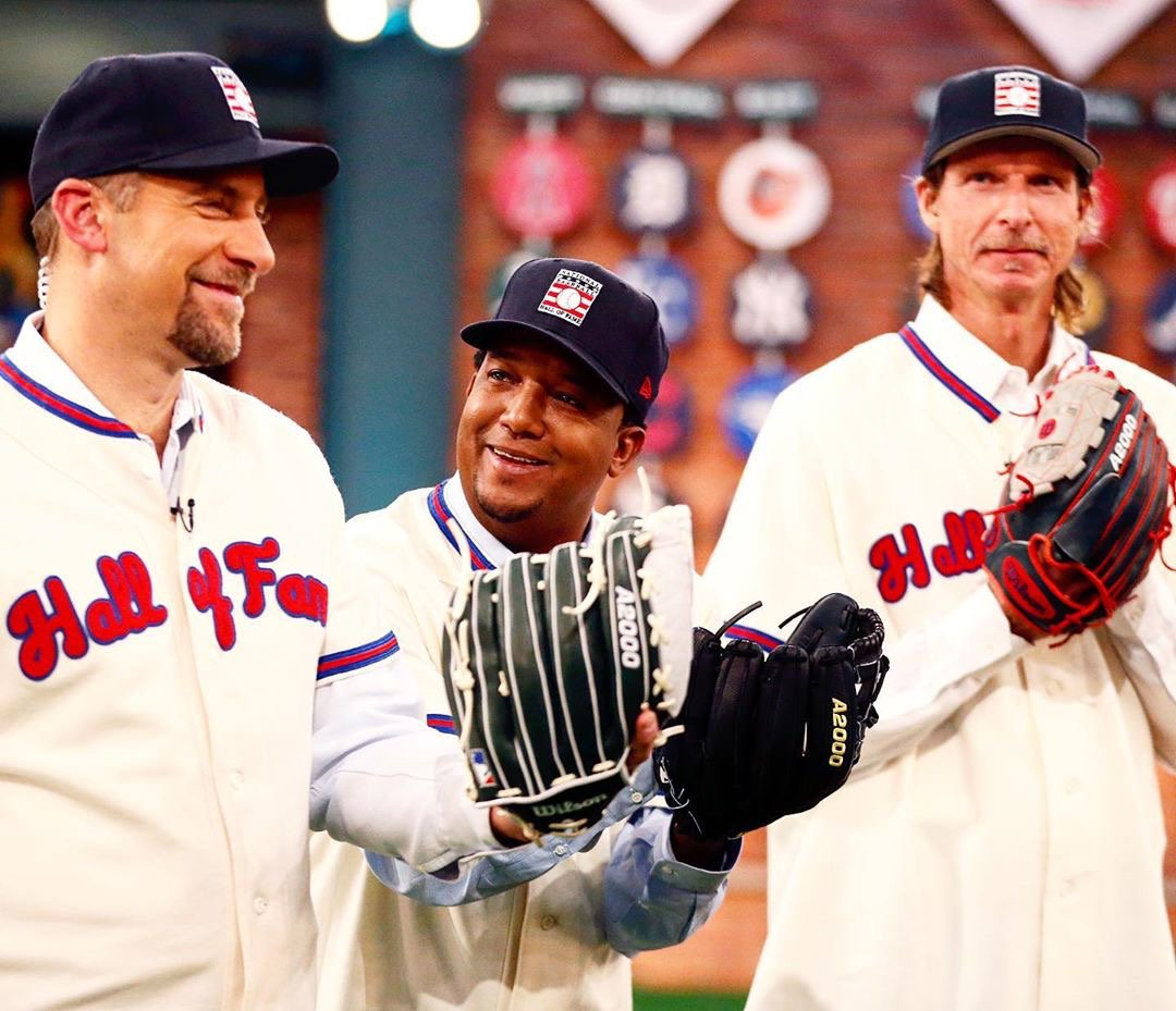 @45PedroMartinez's photo on #HallOfFame