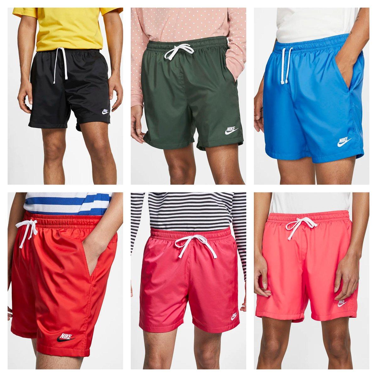 nike sportswear nylon short