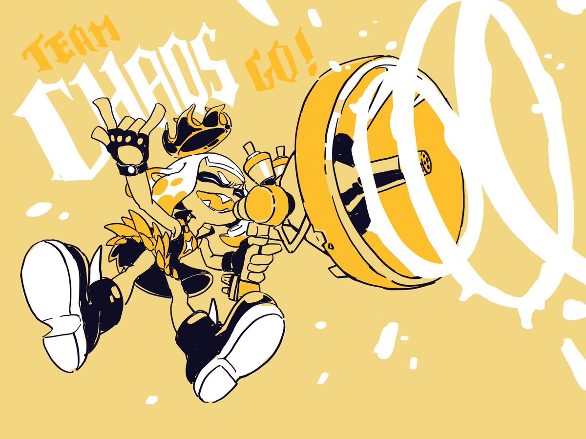 Congrats team Chaos !!! #Splatoon2 #FinalFest<br>http://pic.twitter.com/SYn3ggxrIt