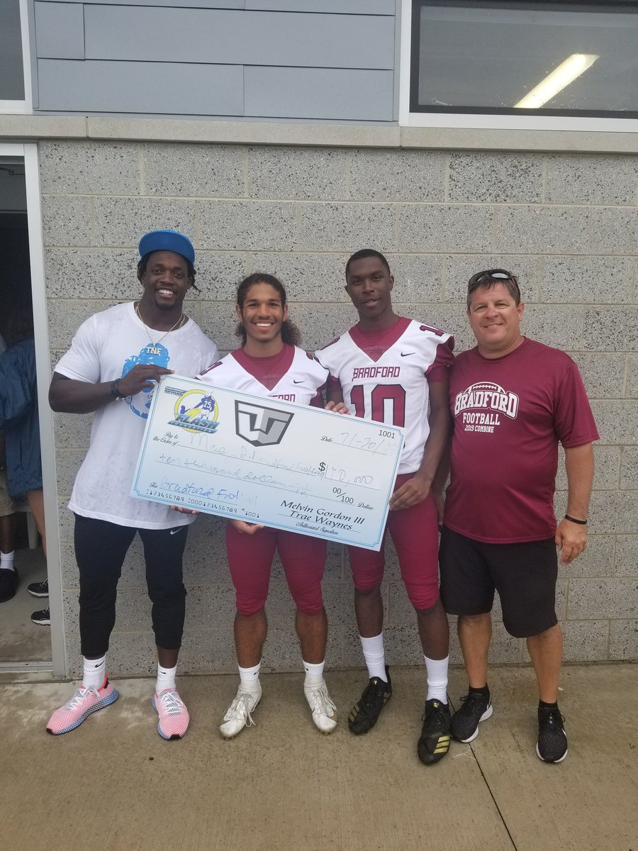 @Melvingordon25  thank you for being you and giving back to the kenosha community. We are all so thankful and proud of everything you do!  #classact