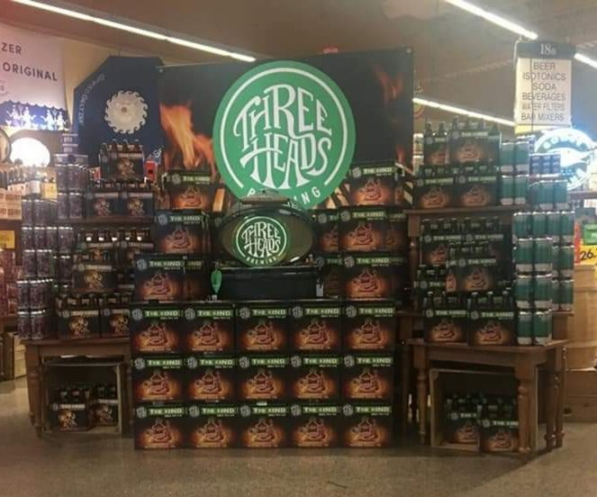 Wow! Check out the awesomeness on display at @Wegmans on http://Mt.Read #locallove #craftbeer #585brewers #drinkny #beer #wegmans