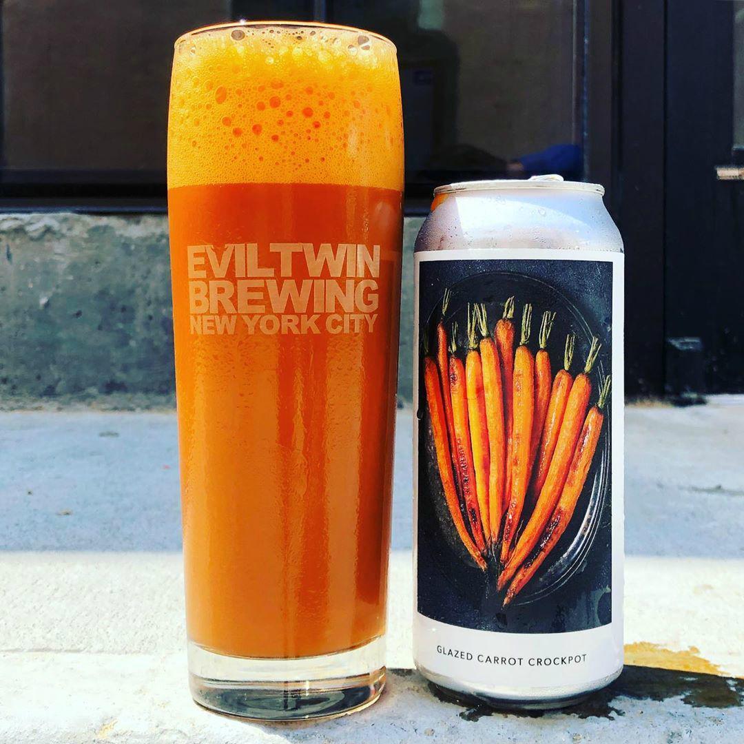 Evil Twin / Burley Oak - Glazed Carrot Crockpot https://beer-pedia.com/index.php/news/19-global/7739-evil-twin-burley-oak-glazed-carrot-crockpot… #beerpedia #eviltwinbrewingnyc #eviltwinbrewing #burleyoakbrewing #souramberstout #beerblog #beernews #newrelease #newlabel #craftbeer #μπύρα #beer #bier #biere #birra #cerveza #pivo #alus