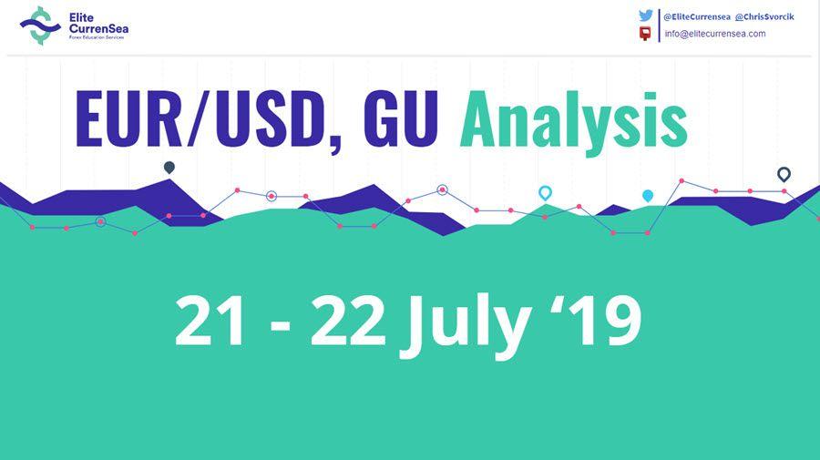 ✅ EUR/USD, GBP/USD Analysis & Setups 21-22 July '19 ✅ https://buff.ly/2SrRCKB #FX #trading #trades #EURUSD #GBPUSD #ecsLIVE #Forex