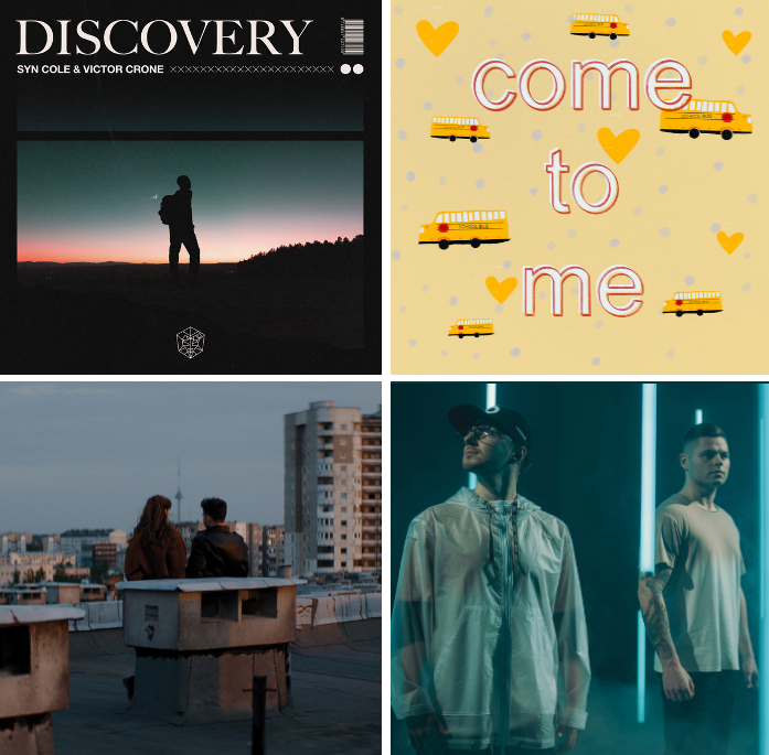 #Eurovision artists with new sounds: 🇸🇪🇪🇪#VictorCrone #SynCole 🇸🇮#ZalaGasper 🇱🇹#VaidasBaumila #Justé 🇱🇻#Musiqq @MusiqqOfficial  https://ilkar.blogspot.com/2019/07/eurovision-new-sounds-from-syn-cole-ft.html…