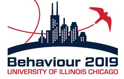 The ABS & International Council of Ethologists 2019 Chicago meeting is Twitter friendly. We encourage you to tweet using the #Behaviour2019 hashtag (note the British spelling) as well as the @AnimBehSociety tag  Please RT