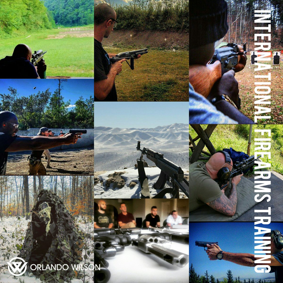International Firearms Training Services We run courses in Europe, US and Middle East and can customize courses for our client's requirements, or send instructors to their locations. Info @ http://www.risks-incorporated.com   #guns #shooting #events #eventplanner #firearms #adventure