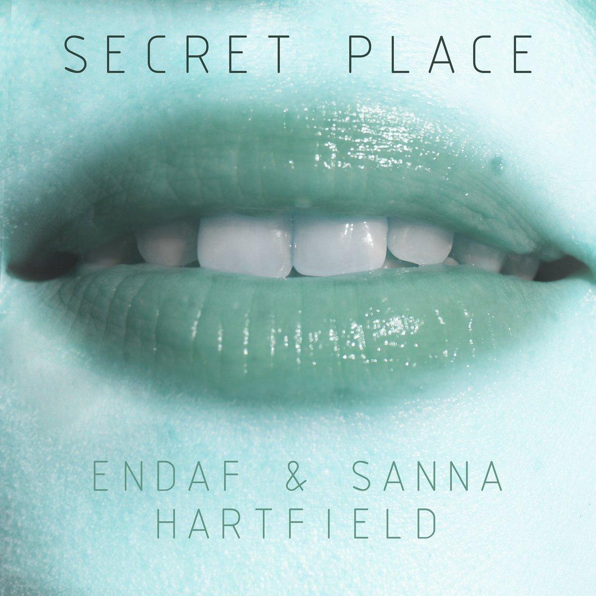 #secret #place #release #chillout #melancholy @EndafMusic @sannahartfield