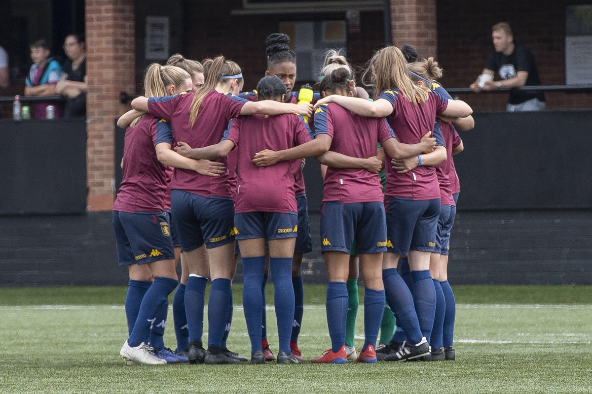 Second half goals from @SophieKHaywood and debutant @chaarlotteag wrap up a 5-0 win to start pre-season.  Thanks for the game and best of luck for the season @scfc_women 👍  #SeeUsRoar #UTV #AVFC